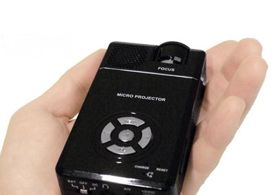 AAXA P1 pico projector launches