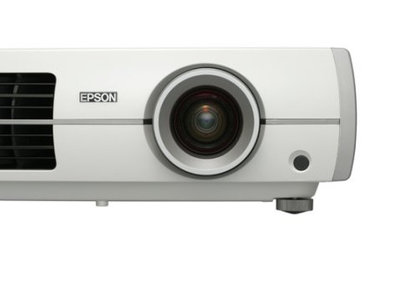 The afforfable end of Epson's HD projectors