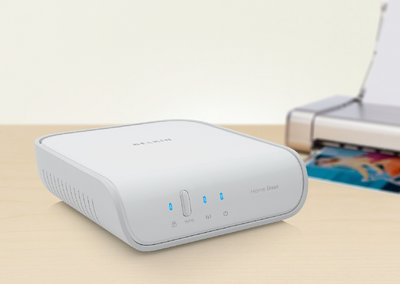 Belkin Home Base launches