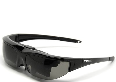 Vuzix Wrap 310 video eyewear announced