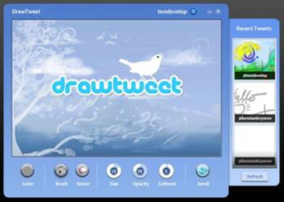 VIDEO: Wacom launches Twitter drawing app