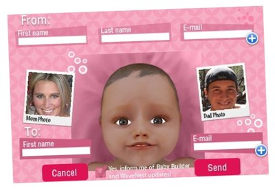 BabyBuilder iPhone app launches
