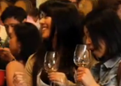 VIDEO: Twitter to offer own-brand pinot noir