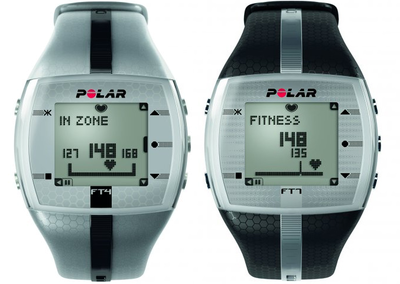 Polar FT4 and FT7 heart monitors launched