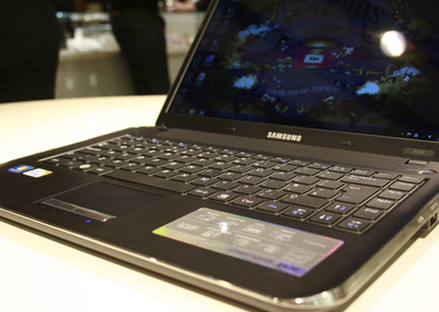Samsung X120 and X420 Laptops