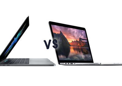 Apple MacBook Pro (2016) vs Apple MacBook Pro (2015): What's the difference?