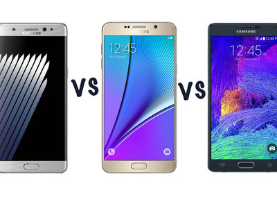 Samsung Galaxy Note 7 vs Note 5 vs Note 4: What's the rumoured difference?