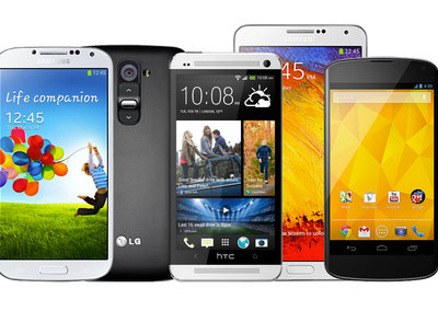 Best Android smartphones 2013: The best Google phones available to buy today