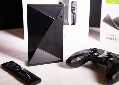 New Nvidia Shield Android TV preview: Smaller, more capable 4K HDR video streamer
