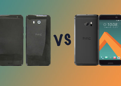 HTC U 11 vs HTC 10: What's the rumoured difference?