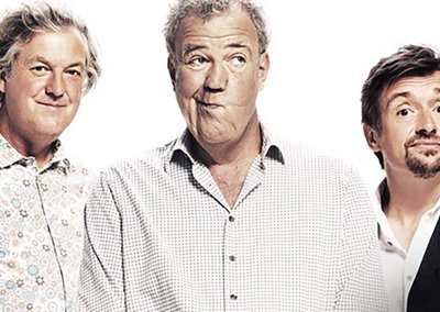 Amazon's Top Gear rival is The Grand Tour, will be filmed in a tent