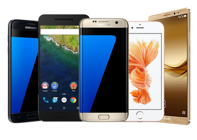 Best smartphones 2016: The best phones available to buy today