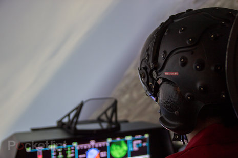 Force feedback joysticks and AR headsets aren't just for gamers, they're the future of combat aircraft