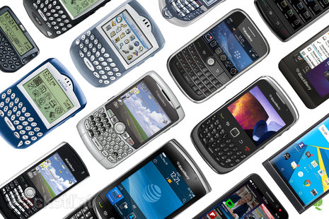 The History of Blackberry: The best BlackBerry phones that changed the world
