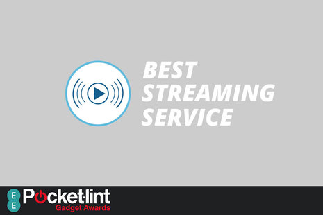 EE Pocket-lint Gadget Awards 2018 nominees: Best Streaming Service