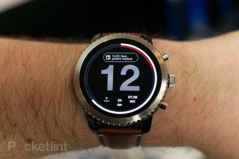 Seven Fossil Group smartwatches with Android Pay on the way