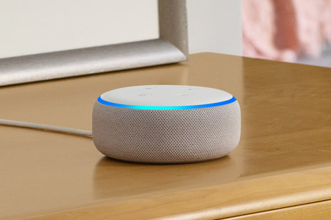 """New Amazon Echo Dot now has """"full sound"""" and better mics"""