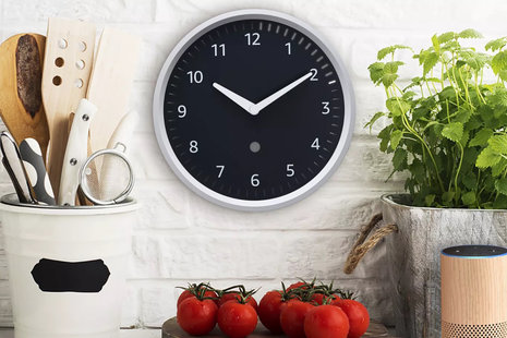 Amazon trots out an Echo Wall Clock and Microwave (seriously)