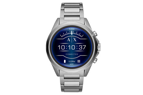AIX Armani Exchange Connected: Wear OS built to impress