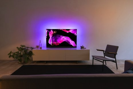 How the Philips 65OLED903 made television sound great again