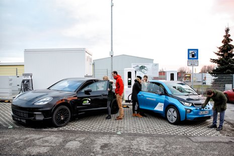 BMW FastCharge will fully charge your electric car battery in just 15 minutes