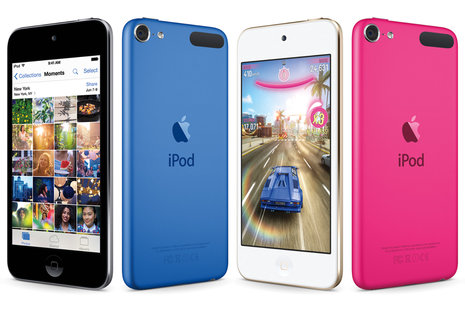 Apple iPod touch 7th-gen rumoured to be in development