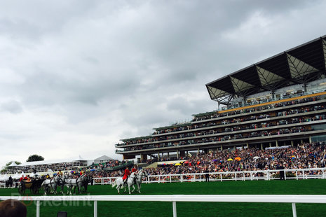 Ascot Racecourse offers iPhone and Apple Watch ticketing ahead of Royal Ascot