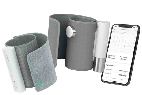 Withings BPM Core measures heart rate, blood pressure and ECG in one device