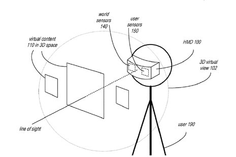 New patents for Apple mixed reality headset have surfaced