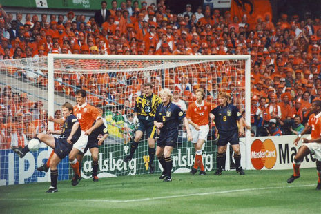 Football's coming (to your) home: ITV is bringing back Euro 96