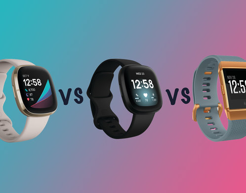 Fitbit Sense vs Versa vs Ionic: Which Fitbit smartwatch is for you?