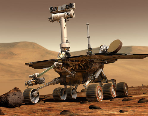 The best ever space robots of the past, present and future