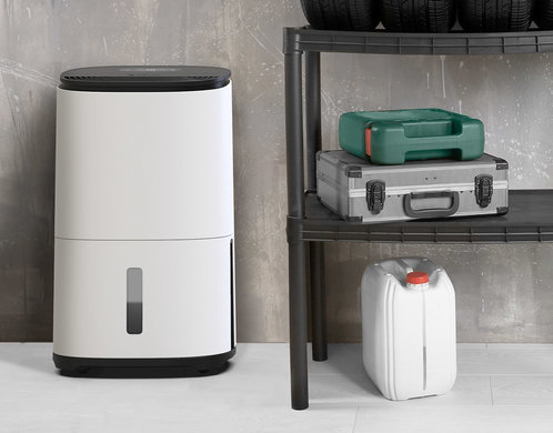 Meaco Arete: Quietest ever dehumidifier's top features detailed