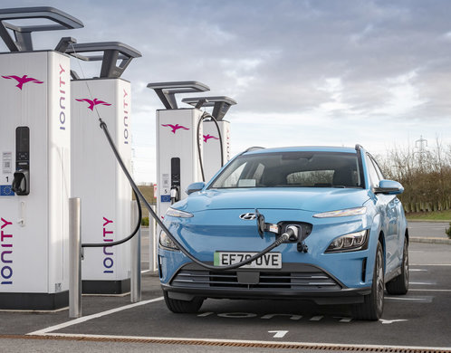Charge myHyundai is a one-stop electric charging plan for EV owners
