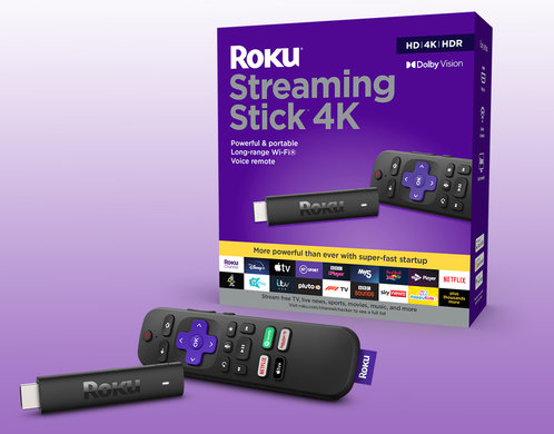 New Roku Streaming Stick 4K coming to UK, adds Dolby Vision and faster processor