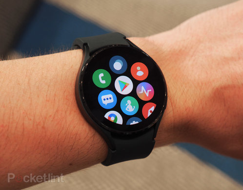 Samsung adds fall detection, gesture controls and more faces to Galaxy Watch 4