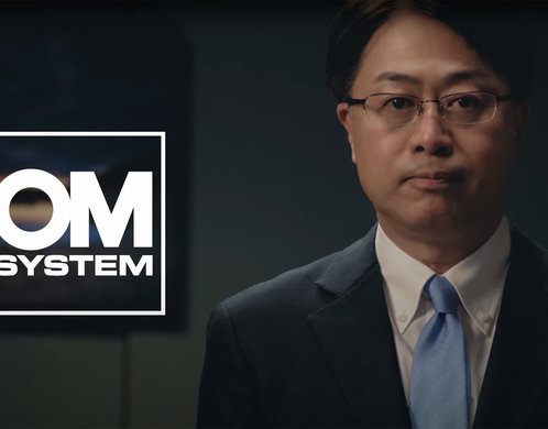 Olympus cameras will be rebranded OM System going forward