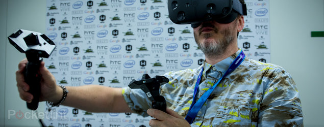 You might be able to get a HTC Vive VR headset before Christmas