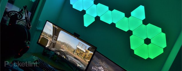 How to upgrade your gaming area with lighting, speakers and more