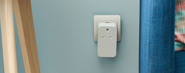 Amazon Smart Plug adds Alexa voice control to any electrical device