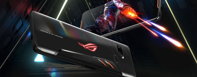 Asus ROG Gaming Phone UK pre-orders open, get £100 off if you're quick