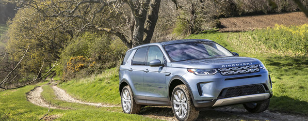Land Rover Discovery Sport refresh debuts plug-in hybrid option