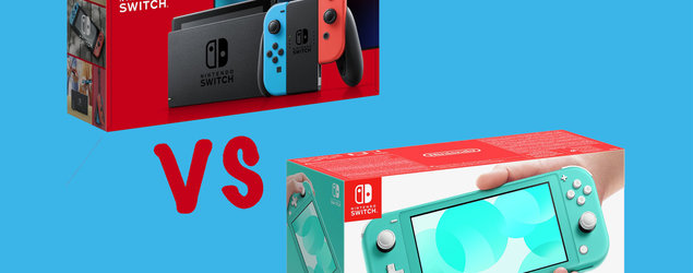 Nintendo Switch vs Switch Lite: Which is the best for you?
