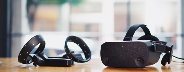 HP Reverb is a comfier, high-res Windows VR headset for $599