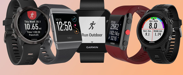 Best GPS running watch 2018: The top sports watches to buy today