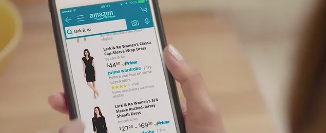 What is Amazon Prime Wardrobe and how does it work?