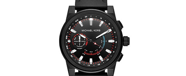 Michael Kors smartwatch prices slashed 60 per cent in Black Friday sales - now £109