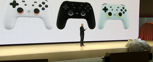 Google Stadia pricing, release date details, launch games and how it works