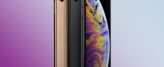 Best Apple iPhone XS deals for January 2019: 75GB for £58/m on O2