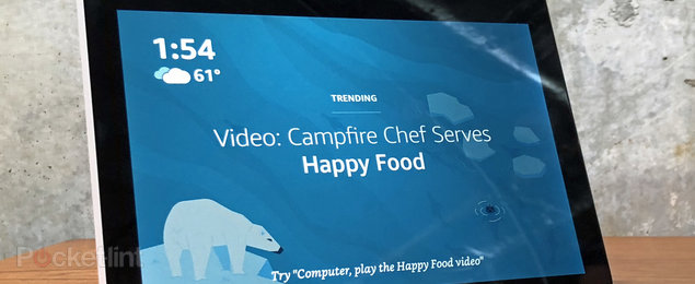 New Amazon Echo Show initial review: King of the kitchen
